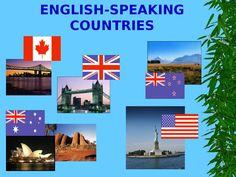 Картинки по запросу english speaking countries