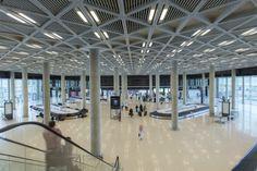 Queen Alia International Airport / Foster + Partners