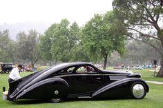 1925 Rolls Royce Jonckheere Aerodynamique...