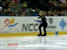 "Evgeni Plushenko, ""Tribute to Vaslav Nijinsky."" This got him a perfect score. Simply beautiful skating."