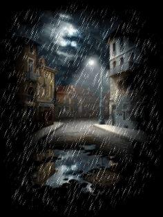 78 Best Rainy Days Gif Images Animated Gif Paisajes Beautiful Gif