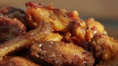 Spicy Asian Fried Chicken Wings