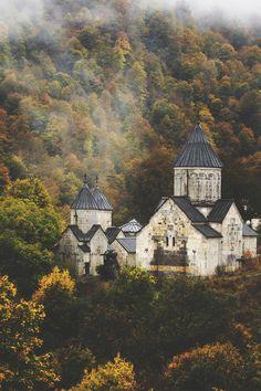 Haghartsin Monastery, Armenia | Areg Amirkhanyan