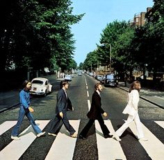 Readers Poll: The Best Album Covers of All Time Pictures - 4. The Beatles, 'Abbey Road' | Rolling Stone