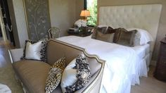 Sofa on the End of the Bed | ciao! newport beach