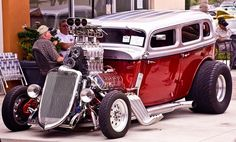 Check Out This Stacker - '34 Sedan