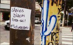 Sábios dizem Foda-se #Txturbano