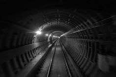 Tunnel Vision by Ben Roffelsen on 500px #Tunnel #Subway
