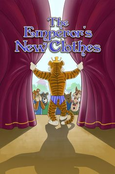 New Today in FarFaria! The Emperor's New Clothes| http://www.farfaria.com/stories/title/the-emperor-s-new-clothes