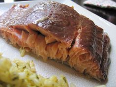 This is a long time family recipe that was recently shared with me. Looking for something different to do with fish? This is it! We usually plate this and allow everyone to serve themselves. Wonderful fresh off the smoker as well as COLD from the refrigerator as you would smoked salmon, regardless of they type of fish used. After smoking this will keep for about a week in the refrigerator. I do not care for oily types of fish done this way but many prefer them. I like to smoke whitefish, ...