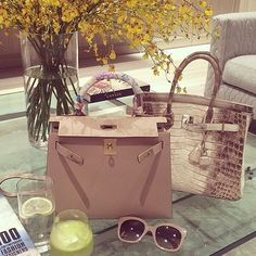 . Hermes Handbags, Hermes Bags, Mk Bags, Purses And Handbags, Birkin Bags, Hermes Birkin, Bling Bling, Beautiful Bags, Beautiful Handbags