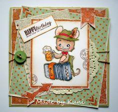 Kunis Bastelblog: zum Geburtstag