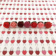 Friday the 13th sale ~ $5 rings! Perfect for your valentine as Valentine's Day gift. Adds the perfect pop of color.