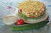 Salattorte (Rezept mit Bild)