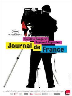 """""""Journal de France"""" est le dernier film de Raymond Depardon. Il sortira en salle le 13..."""