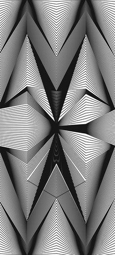 abstracte vorm van verschillende vormen