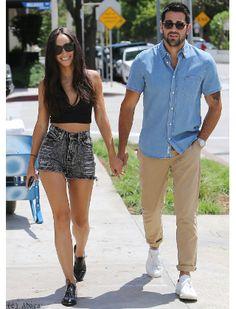 Cara Santana et Jesse Metcalfe : un couple bien assorti !