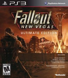 Fallout: New Vegas Ultimate Edition - PlayStation 3, Multi