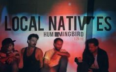 Local Natives chat to me ahead of the release of their new album