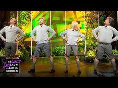 Watch Ben Platt, James Corden & More Perform This Delightfully Naughty Donald Trump Matilda Medley   Broadway Buzz   Broadway.com