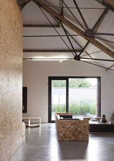From the Archive: Ochre Barn, Norfolk | Journal | The Modern House