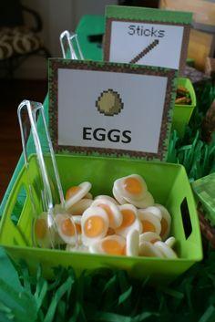Gummy Eggs found at Dollar Tree