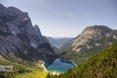 Gosau Lakes, Austria