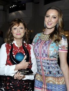 Susan Sarandon's Daughter, Eva Amurri Martino, is Pregnant