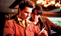 my own private idaho  Gus Van Sant's quasi- Shakespearean road movie is a cabinet of wonders, but its beating heart is a conversation about love around a hobo fire between wandering hustlers River Phoenix and Keanu Reeves, only one of whom is lost.