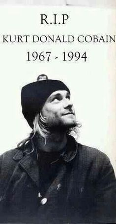 Overdose Addiction| Serafini Amelia| Nirvana Kurt Cobain| RIP
