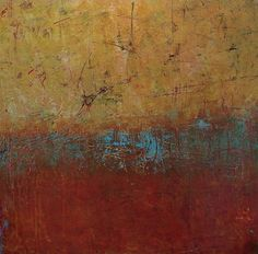 Last Light by Victoria Pinney, Oil on panel ~ 20 x 20