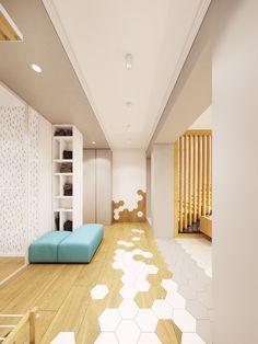 Zarysy Jan Sekuła - Pracownia Architektury, Wnętrz i Designu - Back To The Future Back To The Future, Toddler Bed, Interior, House, Furniture, Behance, Design, Home Decor, Feels