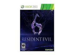 Resident Evil 6 (Xbox 360) $7.99