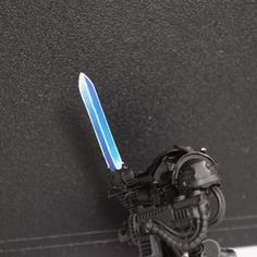 The Painter's Room: How to Paint Power Swords - Step by Step