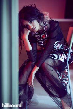 Camila Cabello for Billboard Magazine