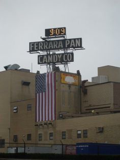Ferrara Pan Candy Company, makers of Red Hots, Lemonheads, Jaw Breakers, and more (Chicago Pin of the Day, 4/6/2014).