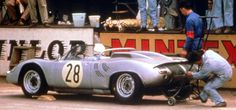 1963 8th: Porsche 718 W-RS (718-047, 2.0F8) #28 Edgar Barth/Herbert Linge - they are fastest with 2-litre engine (despite there's no class for 2-litre prototypes and they competed in the 3-litre class)
