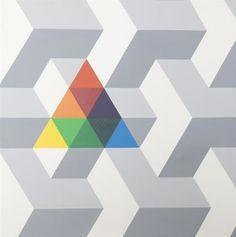 triangulo   geometry   design / tatil / on TTL Design