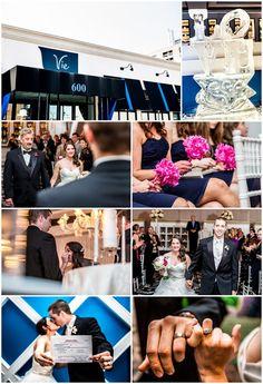 Vie Wedding Ceremony in Philadelphia by Cescaphe Event Group
