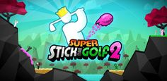 Super Stickman Golf 2 V1.0 - Frenzy ANDROID