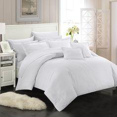 Chic Home Khaya Down Alternative Bed Set