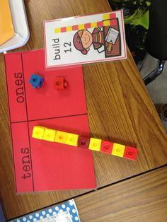 Beginning Math Concepts and Math Tubs