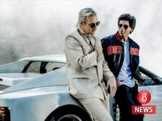 Phurr from JHMS: SRK and Diplo are the cool dudes in this new still