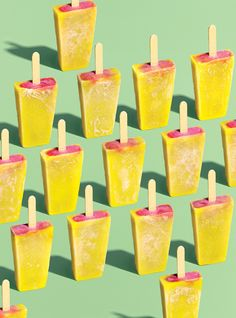Summer in the city has never been my favorite season. It is steamy and torrid and often beyond the human capacity to endure. The one thing that saves us is the nearly continuous consumption of what we used to call popsicles.