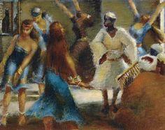 El Zar (1939) - Mahmoud Said