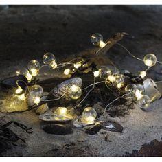 Guirlande lumineuse LED Cuivre