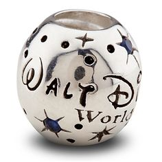 Walt Disney World charm from Chamilia - what an awesome reminder of a special day for our WDW brides #Disney #charm