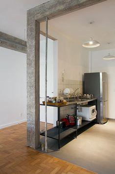 Grua Arquitetos - apartamento botafogo