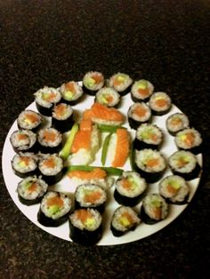 Homemade Maki & Sushi