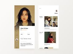 Personal page designed by Yisuriyo for One Pixel. Connect with them on Dribbble; the global community for designers and creative professionals. Moodboard App, Web Design, Flat Design, Picture Folder, Web Mobile, Super Hero Outfits, Picture Albums, Ui Inspiration, Fashion Inspiration